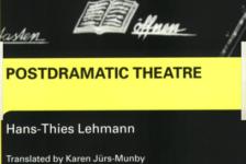 Books: Postdramatic Theatre (Hans-Thies Lehmann)