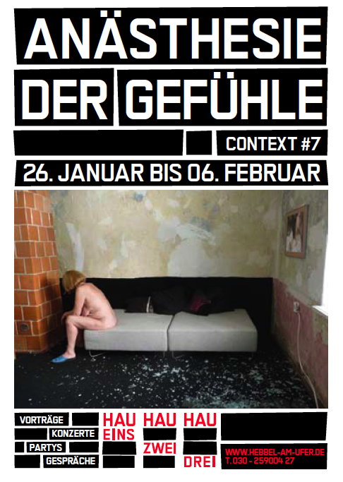 Announcement: CONTEXT – Platform for Contemporary Dance Festival (Berlin)