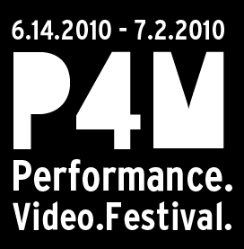 DEADLINE TODAY: P4M.Performance.Video.Festival