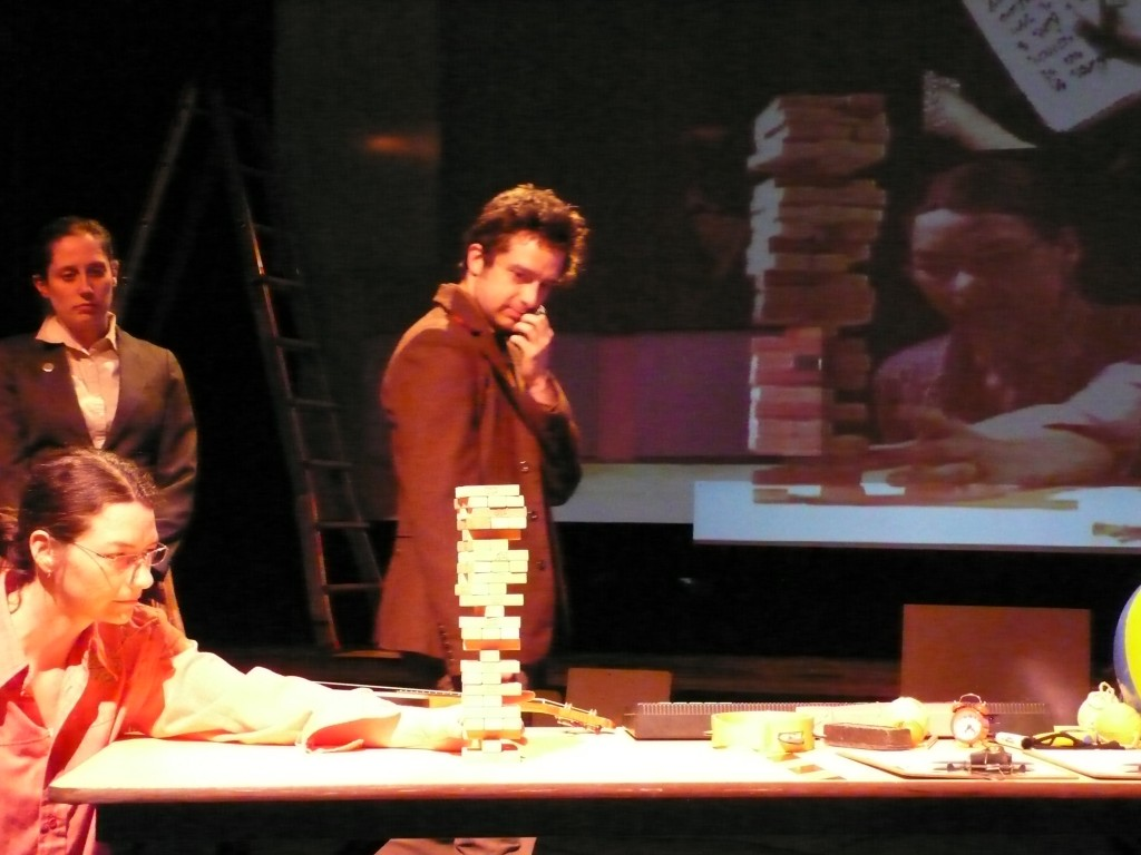 In Performance: Dedicated to the Revolutions (Canada)