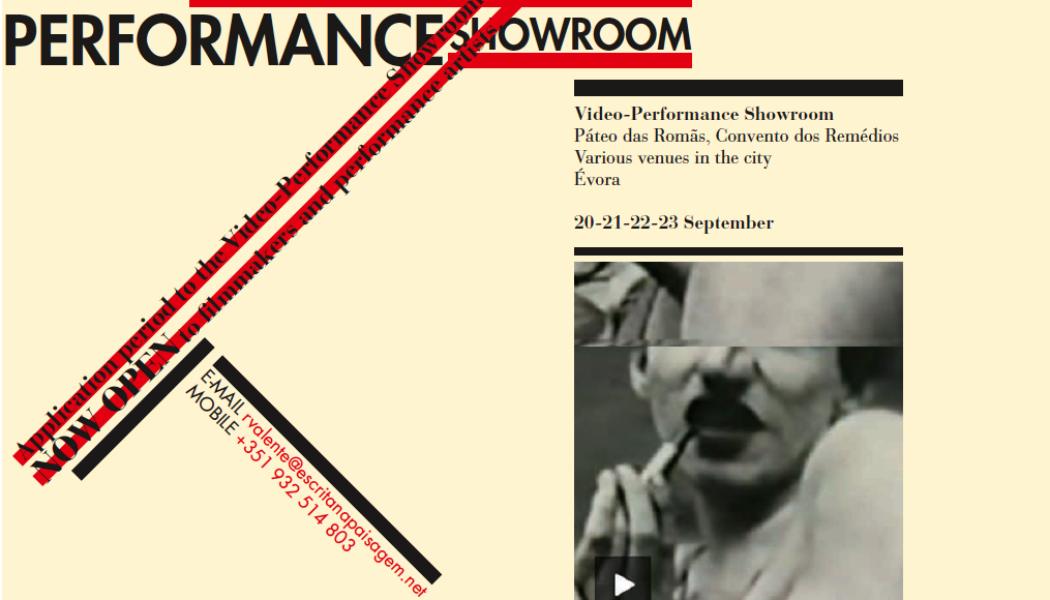 Opportunities: Festival Escrita na Paisagem Call For Video Works (Portugal)