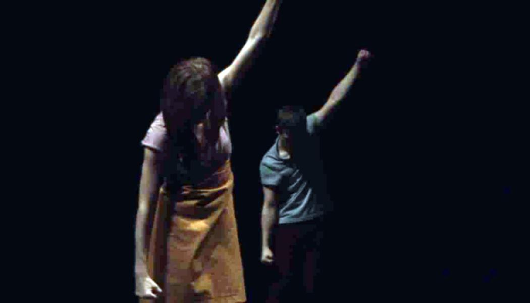 In Performance: Ulrika Kinn Svensson and Koen De Prete – Sometimes Its there (Belgium)