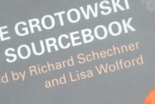 Books: The Grotowski Sourcebook