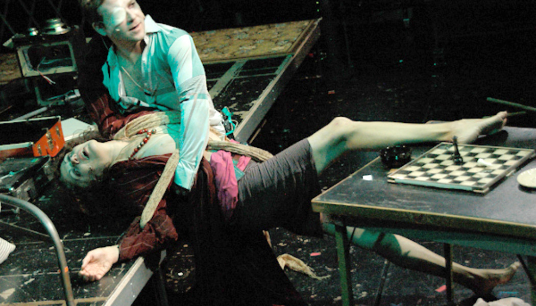 In Performance: The Wooster Groups' Version of Tennessee Williams' VIEUX CARRÉ