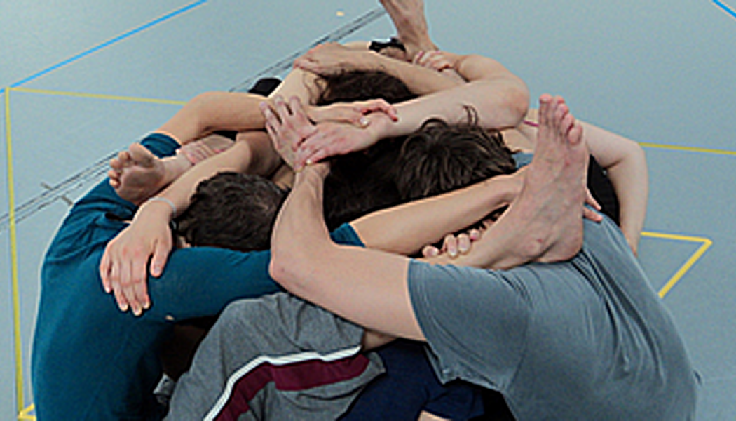In Performance: Eleanor Bauer's A Dance For The Newest Age (Brussels)
