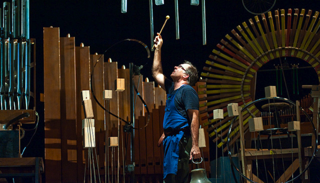 In Performance: The Paul Dresher Ensemble's SCHICK MACHINE (San Francisco)