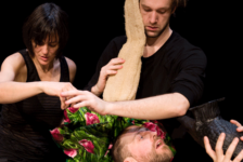 In Performance: The Blanket Dance (Berlin, Germany)