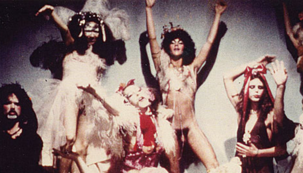 Featured: The Cockettes (1969-1972) San Francisco, USA