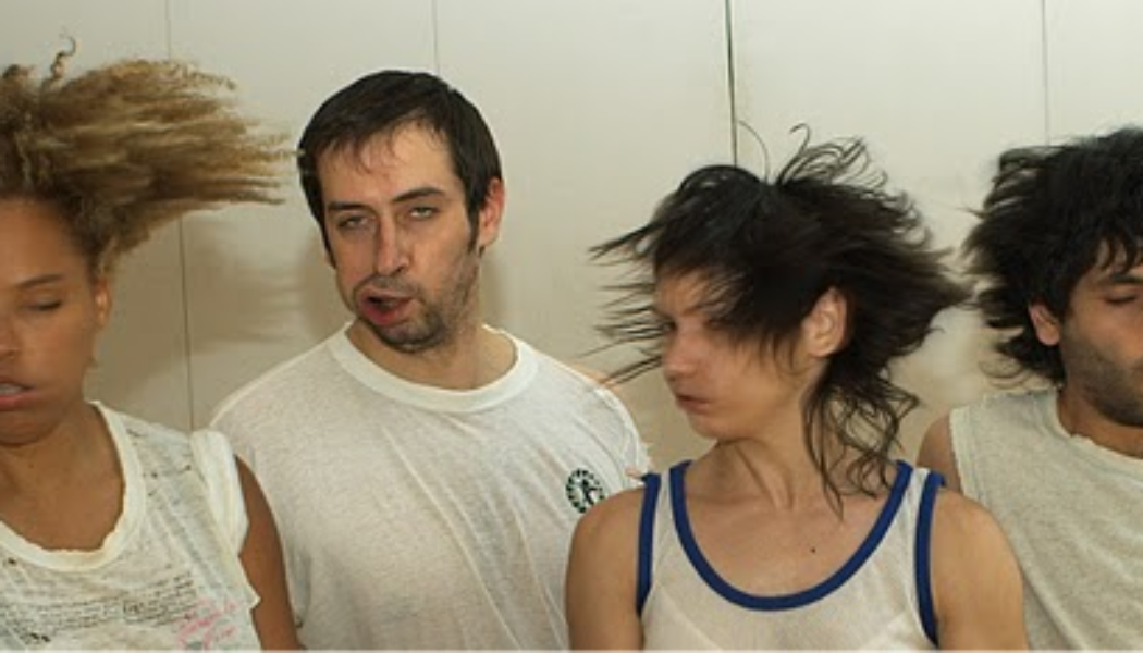 In Performance: Levi Gonzalez's intimacy (NYC)