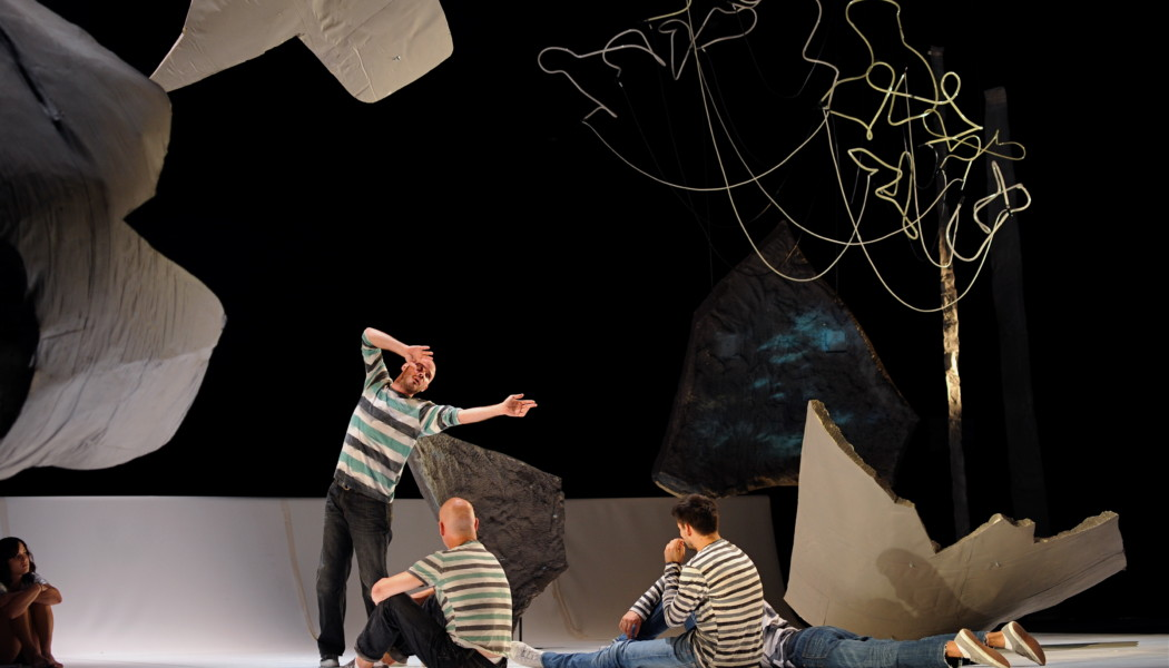In Performance: Dean Moss – Nameless Forest (NYC)