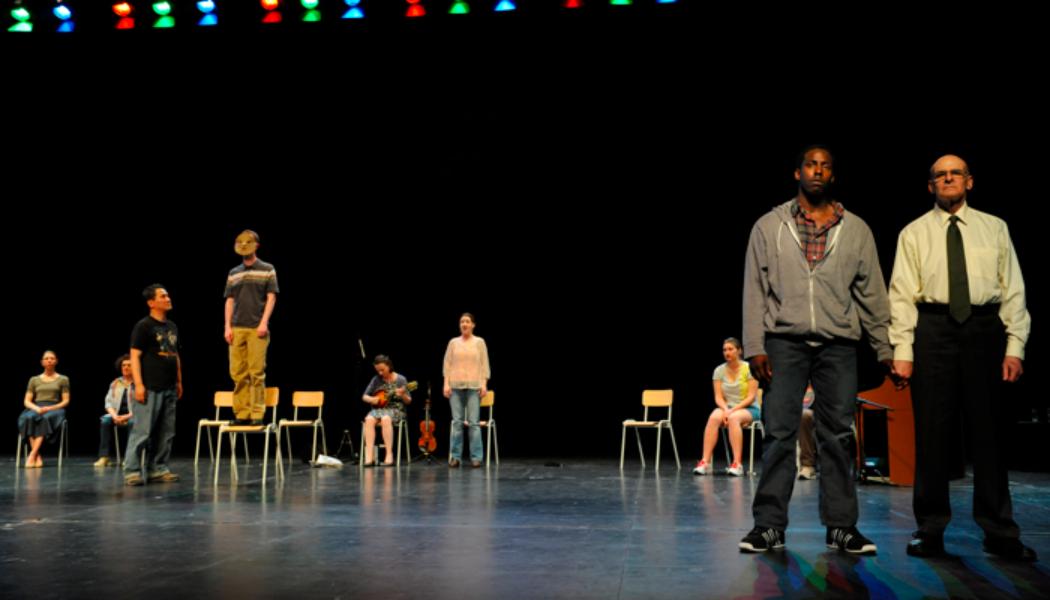 In Performance: Richard Maxwell – Neutral Hero
