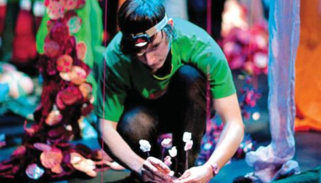 In Performance: How to Build a Forest (NYC) FREE!