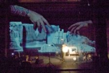 Books: Cyborg Theatre: Corporeal/Technological Intersections in Multimedia Performance