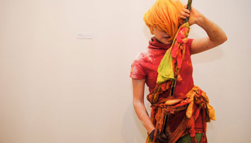 Education: The Body as Critical Site, Performance at the School of the Art Institute of Chicago (SAIC)