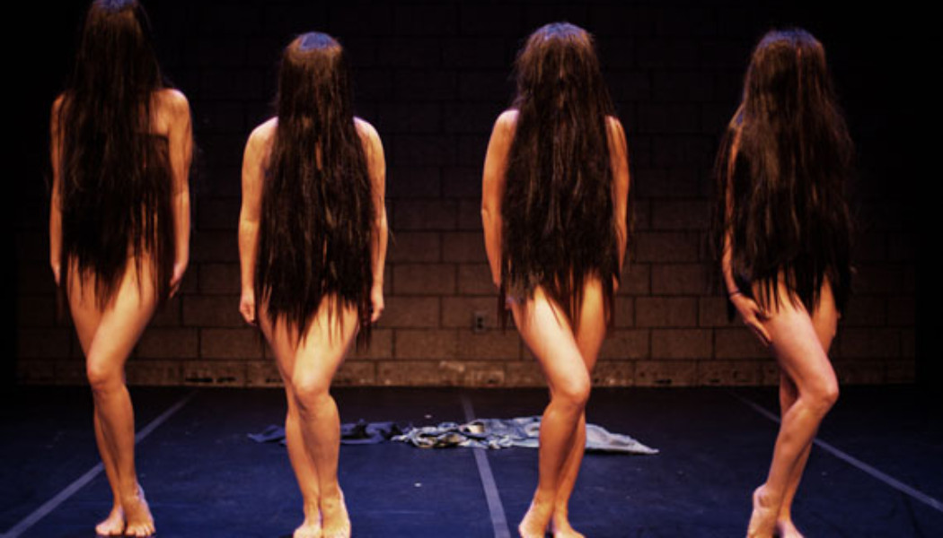 In Performance: Luciana Achugar