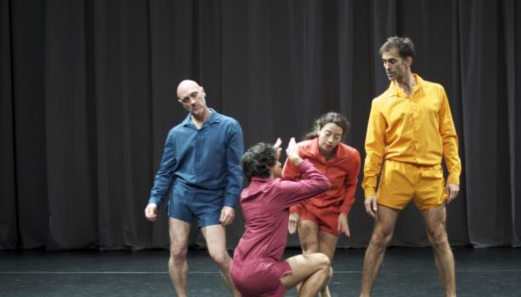 In Performance: DD Dorvillier / human future dance corps – Danza Permanente (Belgium)