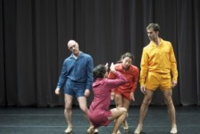 In Performance: DD Dorvillier / human future dance corps – Danza Permanente (Belgium)