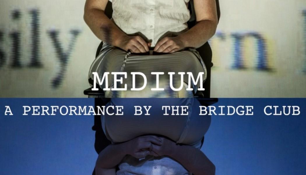 First Person: Medium by The Bridge Club (Houston, TX, USA)