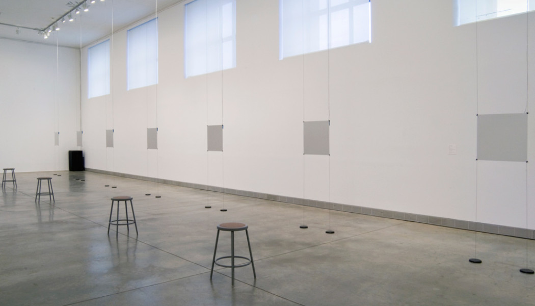 First Person: Bruce Nauman – Days (London, UK)