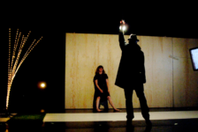 In Performance/Interview: Findlay//Sandsmark's fractured bones/ let's get lost (NYC)