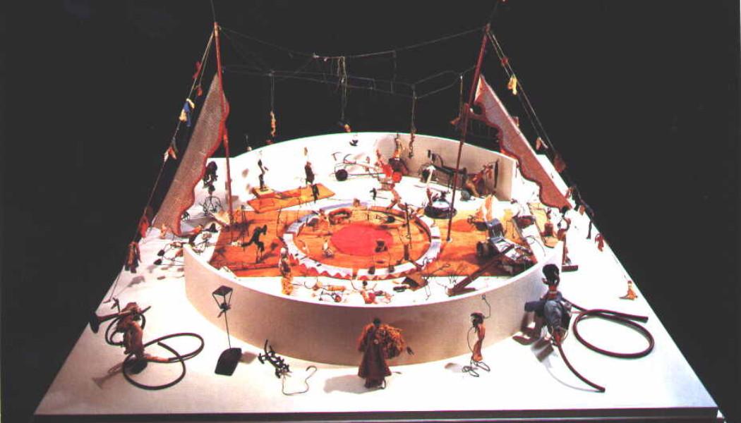 "Alexander Calder's ""Circus"""