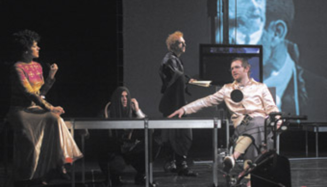 In Performance: The Wooster Group's Hamlet (New York)