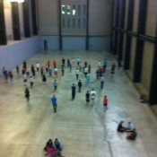 First Person: Tino Seghal's These associations At The Tate Modern (UK)