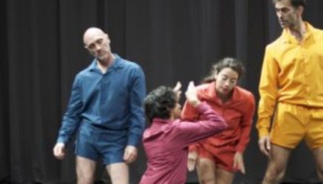 In Performance: DD Dorvillier / human future dance corps – Danza Permanente (NYC)