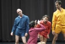 In Performance: DD Dorvillier / human future dance corps – Danza Permanente (NYC)