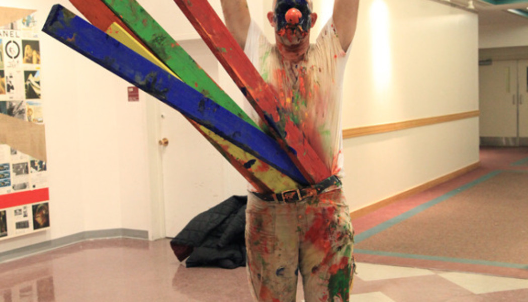 In Performance: Rough Trade II – Performance Art Exchange Between Boston And Chicago