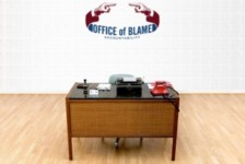 In Performance: The Office of Blame Accountability (Online)