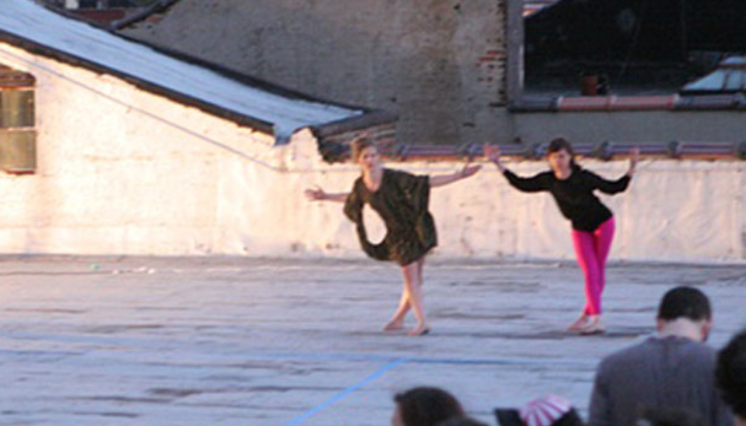 In Performance: AUNTS in a LOFT (NYC)