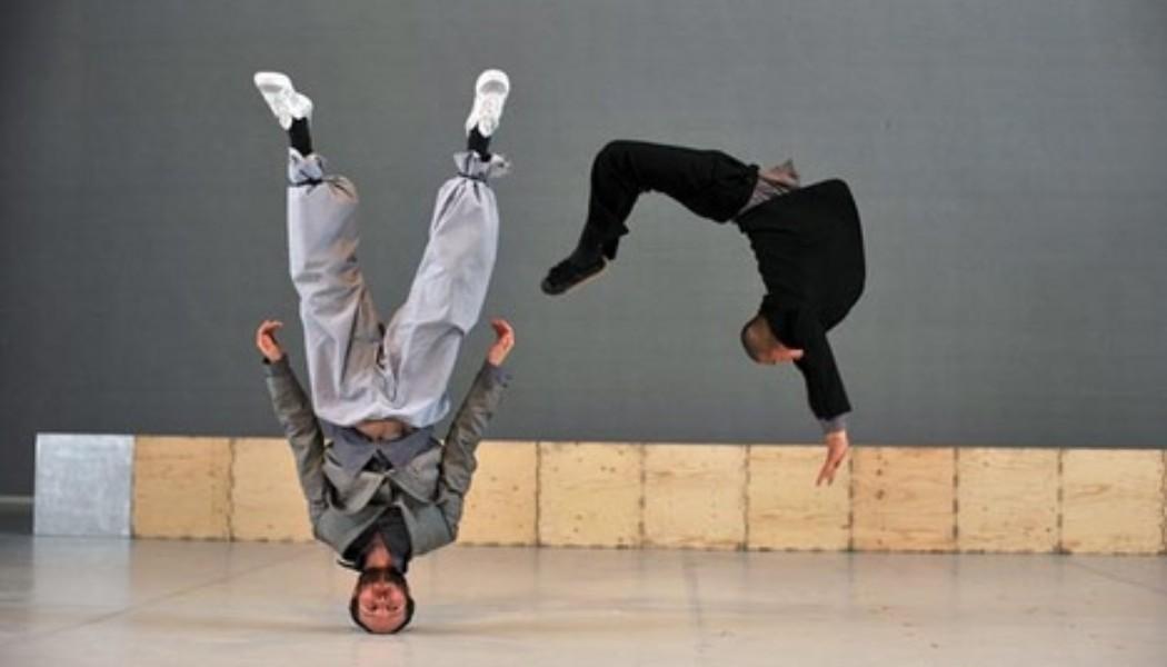 In Performance – Sidi Larbi Cherkaoui – Sutra (St.Pölten, Austria)