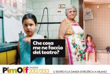 Opportunities: Open Call – Che cosa me ne faccio del teatro?/Palco aperto (Italy)