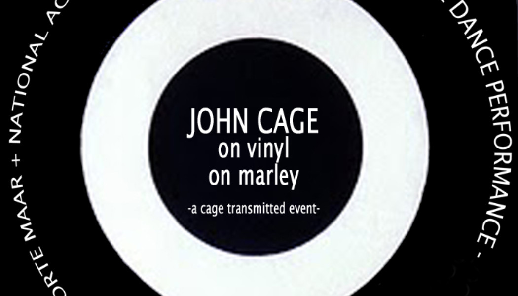 In Performance: Cage on Vinyl on Marley (NYC)