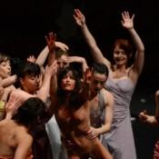 In Performance: Dave St-Pierre – New Creation 2012 (Vienna, Austria)