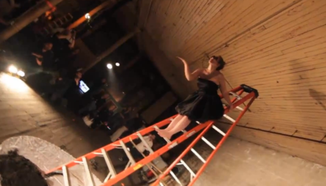 In Performance: Continuum Live Art Series, AvantGarden (Houston, TX, USA) NSFW