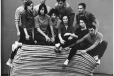 In Performance: Judson Dance Theater in Context 1963-1965 A Slide Lecture by Barbara Moore