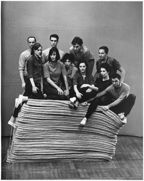 Judson Dance Theater Martha S Choreographic Investigations