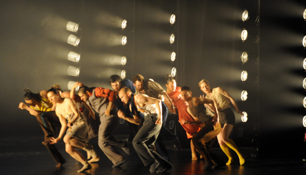 In Performance: Hofesh Shechter – Political Mother (St.Pölten, Austria)