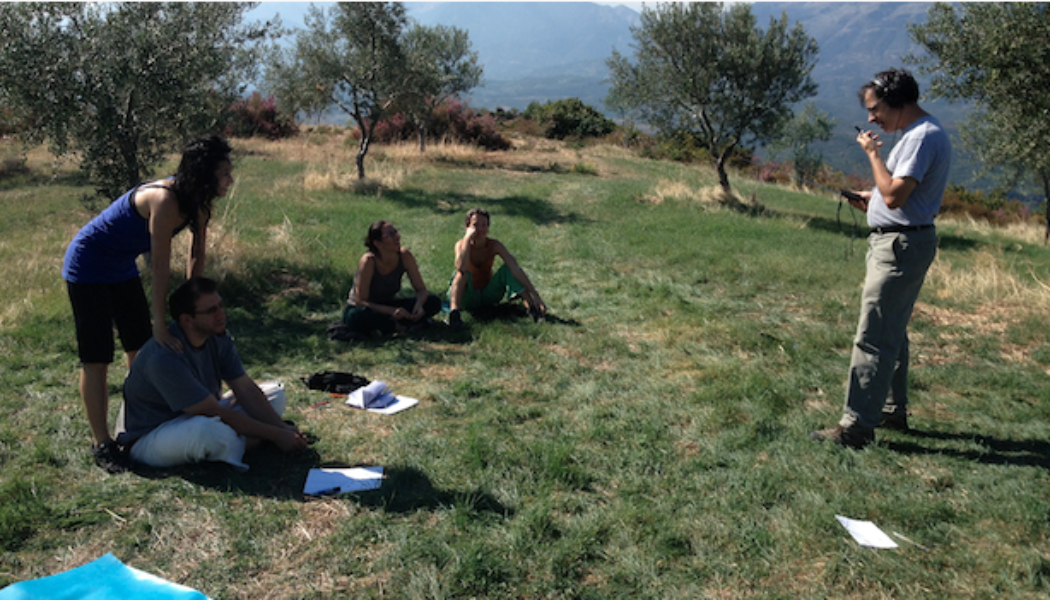 Opportunities: Koumaria 2013 Open Call  for Residency Oct 24th – 4th of Nov-2013 (Greece)