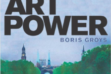Books: Art Power by Boris Groys