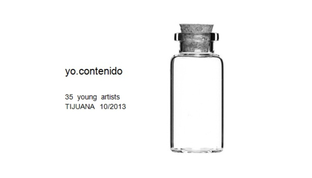"Featured: ""yo.contenido"" Tijuana 10/2013"