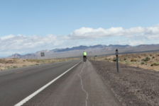 In Performance: Project 929 – Artist Draws 460 Mile Line for Energy Sustainability