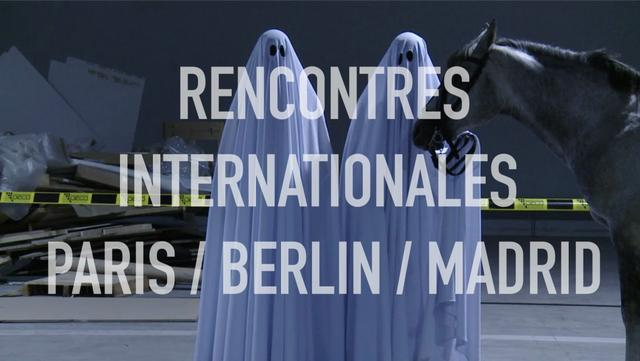 Rencontres internationales paris berlin madrid 2018