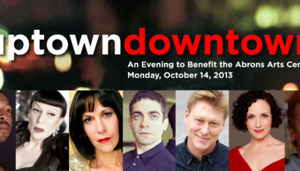 Featured: Uptown/Downtown Benefit for Abrons Arts Center (NYC)