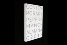 DEADLINE EXTENDED TO OCT 20, 2013 To Publish your 2012/2013 work in the Contemporary Performance Almanac