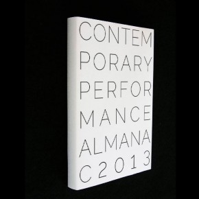 Opportunities: Publish your 2012/2013 work in the Contemporary Performance Almanac