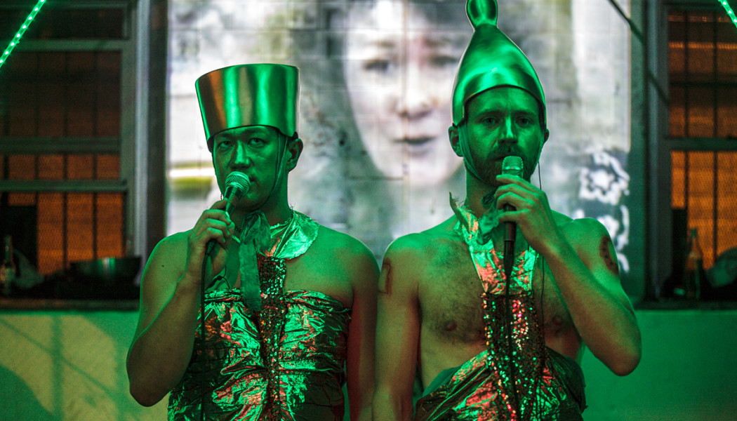 In Performance: Royal Osiris Karaoke Ensemble's Everything One in the Disc of the Sun (NYC)