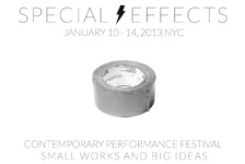 Opportunities: Open Call For Festival Special Effects (NYC)